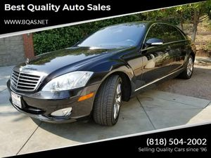 2007 Mercedes-Benz S-Class for Sale in Sun Valley, CA