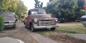 Classic 1950 gmc d100 pick up truck for Sale in Merced, CA