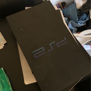 Ps2 (no Controllers) for Sale in Riverside, CA