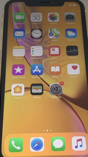 iPhone XR UNLOCKED FOR SALE for Sale in New York, NY