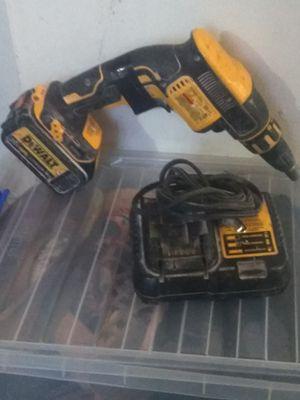 Dealt Sheetrock screw gun for Sale in Augusta, GA