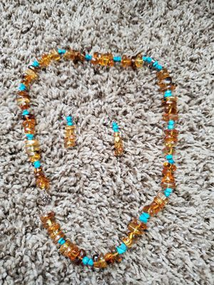Collar ambar original for Sale in Windsor, CO