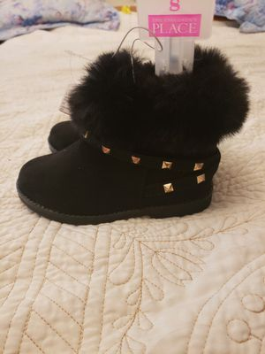 Brand new baby boots size 8 for Sale in Brooklyn, NY