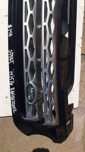 Land Rover Range Rover 2014-16 Sport OEM Grill for Sale in WILMINGTON, CA
