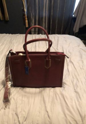 Apt 9 leather tote bag for Sale in Chicago, IL