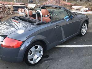 2002 Audi TT Turbo 6 Speed for Sale in Matthews, NC