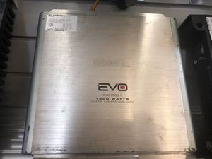 Evo Amp for Sale in Chicago, IL