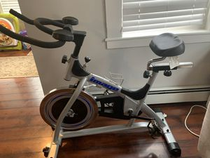 Spin bike in great condition barely used for Sale in Peabody, MA