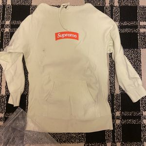 Supreme Pale Green Hoodie for Sale in Raleigh, NC