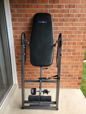 IRONMAN INERSION TABLE for Sale in Wheaton, MD
