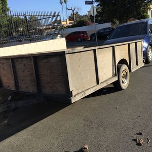 Dompe Hitch trailer for Sale in Los Angeles, CA