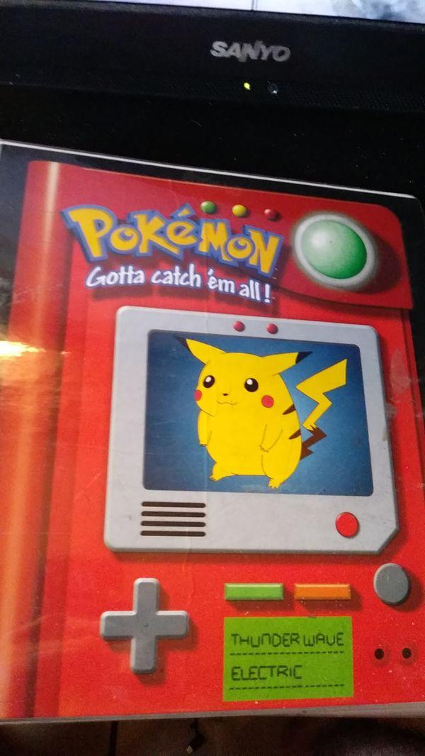 1996 Pokemon card collection