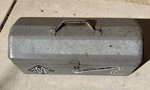 Metal tool box for Sale in Murrieta, CA