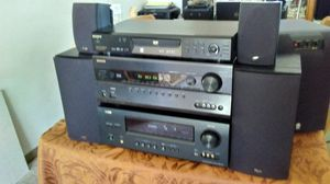 DENON-YAMAHA-PIONEER-ONKYO-KENWOOD-SONY RECEIVERS... for Sale in Aurora, IL