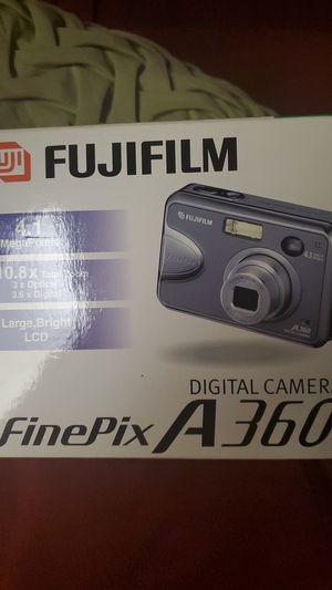 Fujifilm FinePix A 360 digital camera for Sale in Richmond, VA