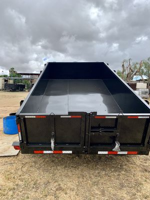 Dump trailer for Sale in Perris, CA