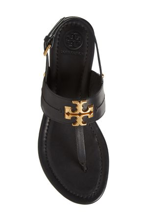 TORY BURCH Sandal Black Size 10 for Sale in Leesburg, VA