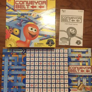 Conveyor Belt Board Game for Sale in Arlington, VA