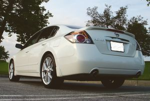 2007 Nissan Altima Fully Loaded for Sale in Portsmouth, VA