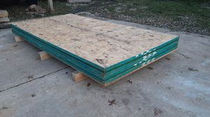 "7/16"" OSB 4ft x 8ft (11 sheets) for Sale in Columbia Station, OH"