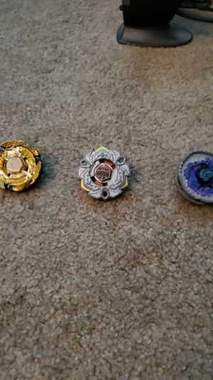 OG beyblades and ripper for Sale in Lake Villa, IL