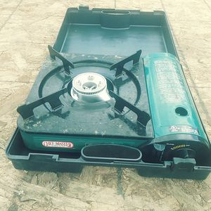 CAMPING PROPANE HOTPLATE. for Sale in Meriden, CT