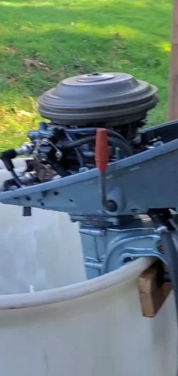 Outboard 1968 Evinrude 3836A for Sale in Port Orchard,  WA