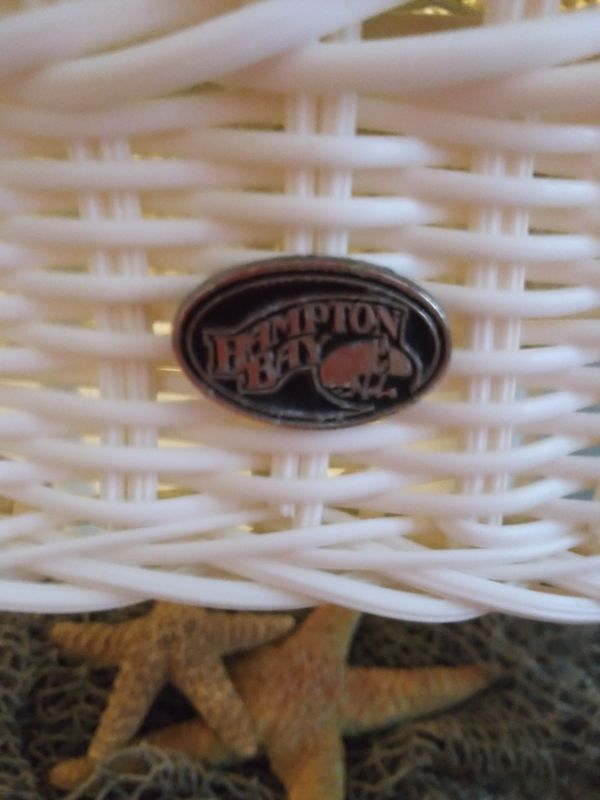 Hampton Bay Rattan Resin Wicker Set