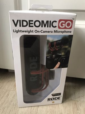 RODE MICROPHONE for Sale in Corona, CA