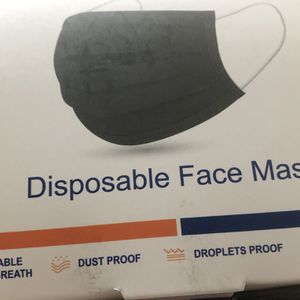 Hard To Find Black Face Mask for Sale in Aberdeen, WA