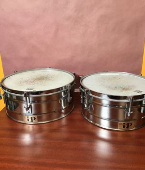 LP Latin Precussion Timbales Drums for Sale in East Los Angeles, CA