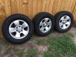 Toyota Tacoma Rims size 17 for Sale in Orlando, FL
