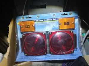 Utility trailer light kit for Sale in Charlotte, NC