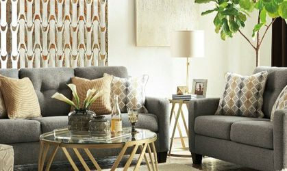 [SPECIAL] Daylon Graphite Living Room Set for Sale in Washington,  DC