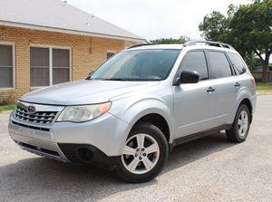 2012 Subaru Forester for Sale in San Antonio, TX