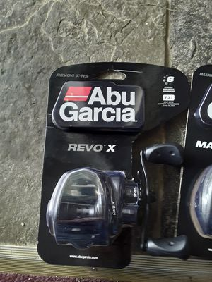 Abu Garcia REVO-X Fishing Reel for Sale in Circleville, OH
