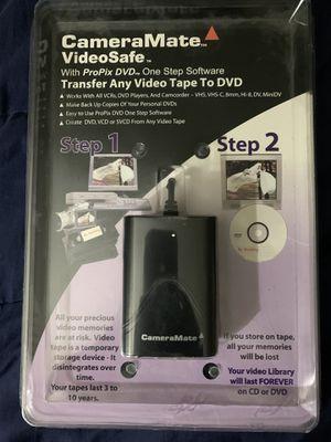 CameraMate video safe new!!! for Sale in Alafaya, FL