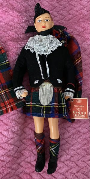 Peggy Nesbit Vintage Doll w/ tag for Sale in Houston, TX