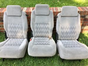 Chevy venture second row seats for Sale in Takoma Park, MD