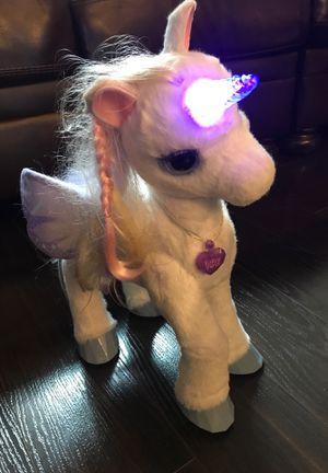 Furreal friends unicorn for Sale in Houston, TX