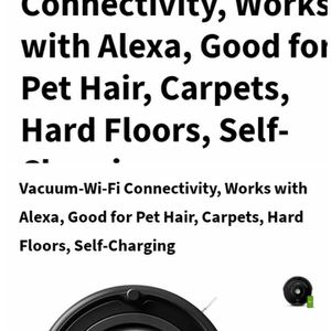 Roomba 675 Wi-Fi Automatic Vacuum for Sale in Hoquiam, WA