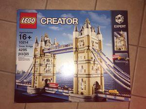 LEGO Tower Bridge (retired) for Sale in Sacramento, CA