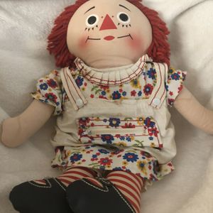 Vintage original Ragedy Ann Doll for Sale in Sloan, NV