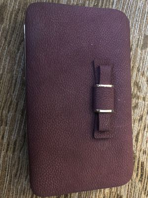 Wallet, holds cell phone!!, like new for Sale in Nashville, TN