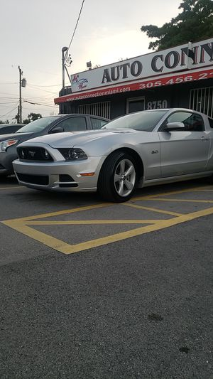 2013 Ford Mustang GT for Sale in Miami, FL