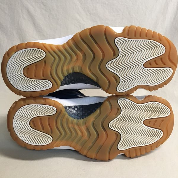 1bf0431f1a9 Air Jordan Retro 11 Low Navy Gum size 9.5 for Sale in Charlotte