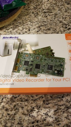 Avermedia Capture Card for Sale in Raleigh, NC