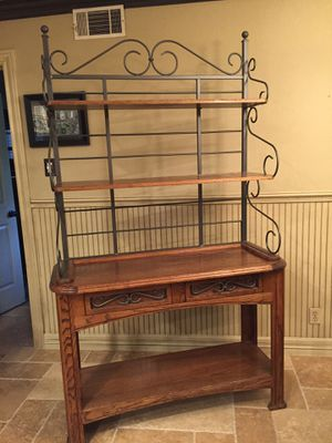 Bakers Rack for Sale in Richmond, TX