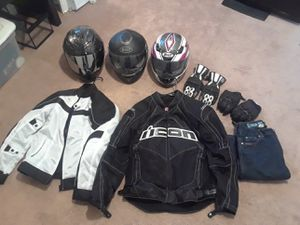 Motorcycle gear for Sale in Plum, PA