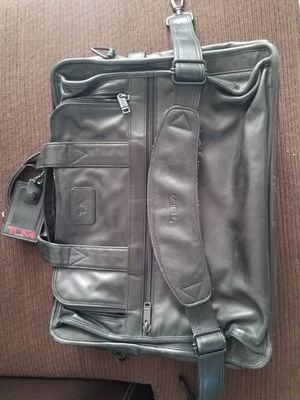 Tumi Leather brief, used. for Sale in Downey, CA